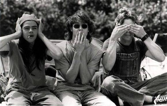 Celebrate the Dazed and Confused 20th Anniversary By L-I-V-I-N