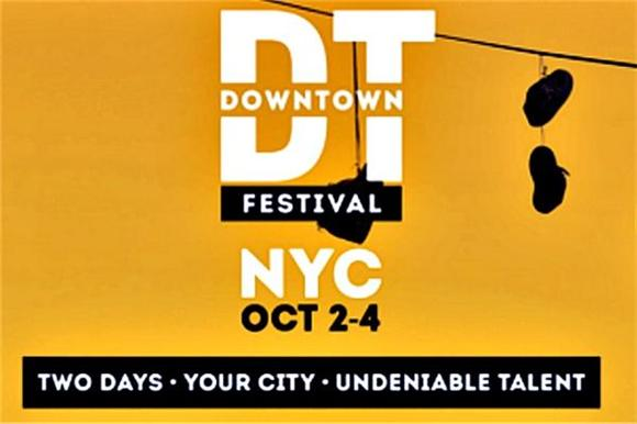 The Hookup: Enter To Win Passes To The NYC Downtown Music Festival