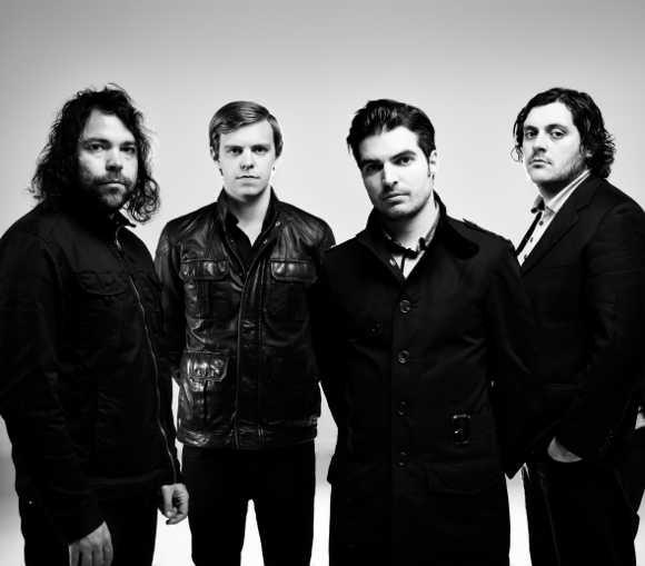 Listen: The Boxer Rebellion Is Batman