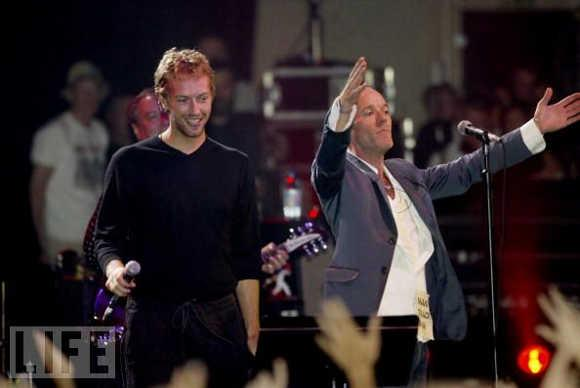 Tribute of the Day: Coldplay Covers REM