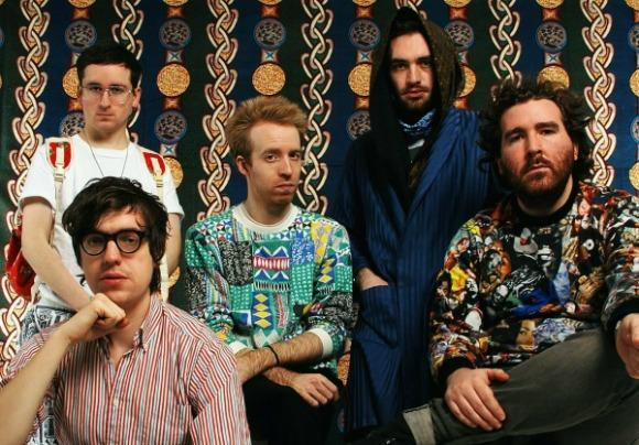 Hot Chip Brings the Funk to Jimmy Kimmel Live
