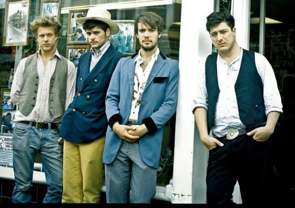 The Top 5 Mumford and Sons Moments