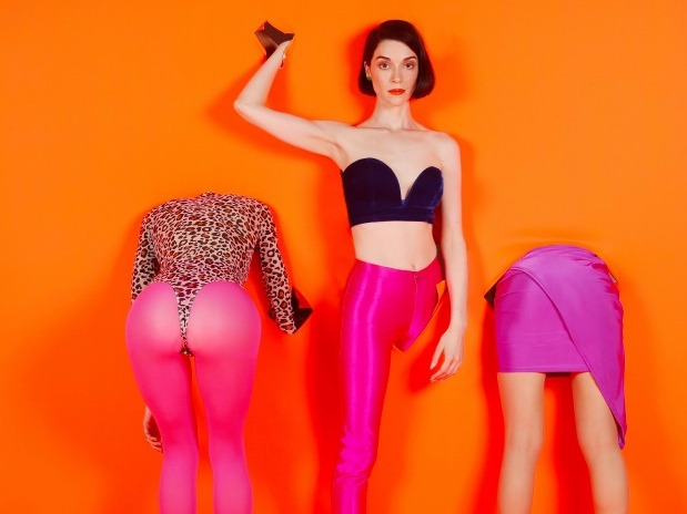 St. Vincent's 'Los Ageless' is a Heartbreaking Love Song
