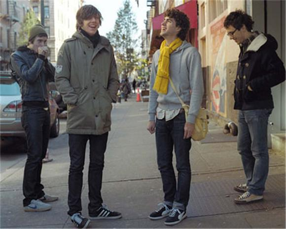 Hear All 10 Tokyo Police Club Covers