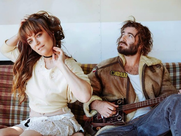 THROWBACK THURSDAY: Angus and Julia Stone at Rockford Music Hall