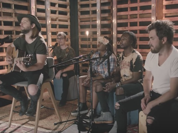 Welshly Arms Are 'Legendary' in Their Latest Acoustic Video