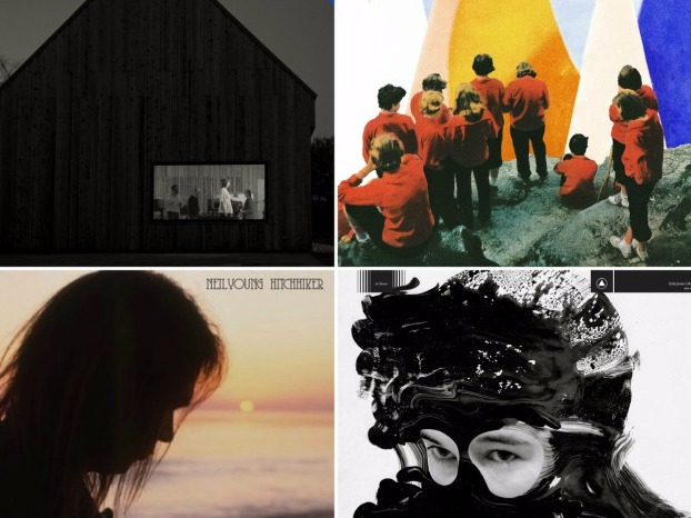 SPEED ROUND: 10 Albums Out Now That You Should Spin