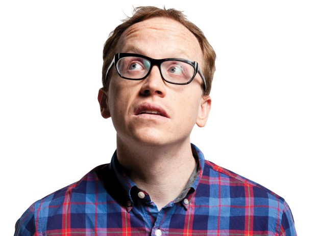 Chris Gethard's 'Career Suicide' Tackles Depression, Therapy