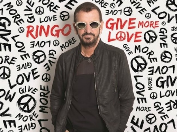 Ringo Starr's Album 'Give More Love' Is A Rock 'n' Roll Treasure