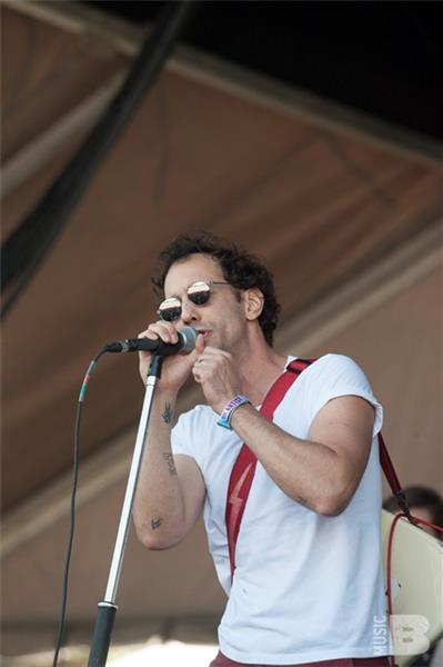 Albert Hammond Jr Austin City Limits