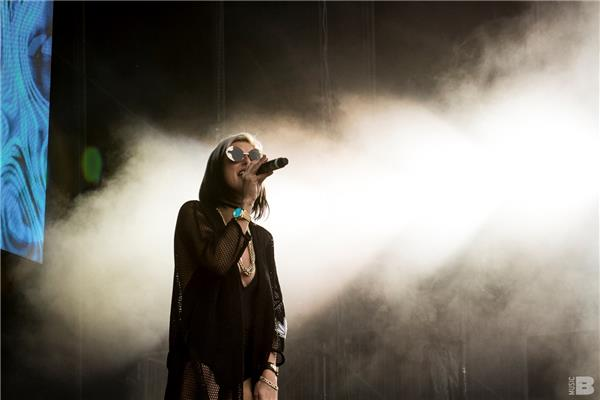 Big Grams Outside Lands