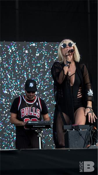 Big Grams Phantogram Sarah Bartell Big Boi Lollapalooza