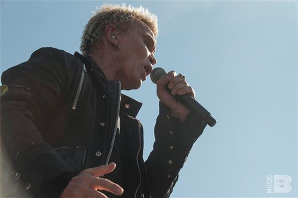 Billy Idol Austin City Limits