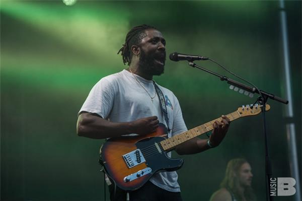 Bloc Party Governors Ball NYC 2016