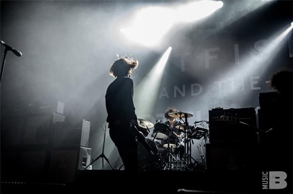 Van McCann Catfish and the bottlemen Terminal 5 New York