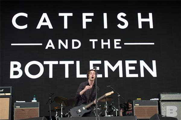 Catfish and the Bottlemen Governors Ball NYC 2016