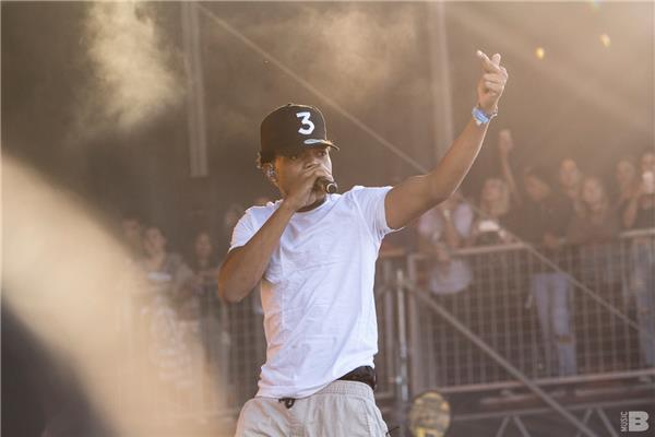 Chance The Rapper Outside Lands