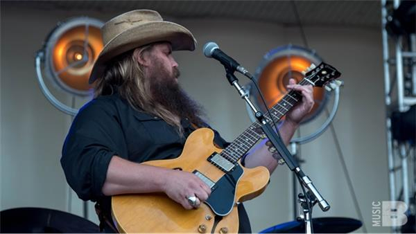 Chris Stapleton Lollapalooza