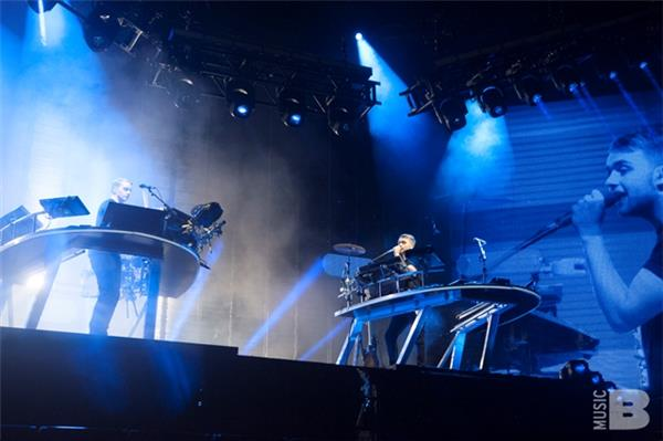 Disclosure Austin City Limits