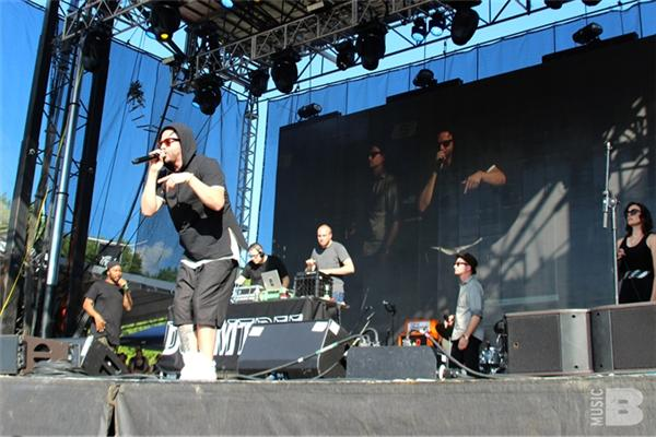 Doomtree - Eaux Claires Music and Arts Festival 2015