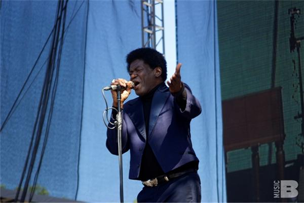 Charles Bradley - Eaux Claires Music and Arts Festival 2015
