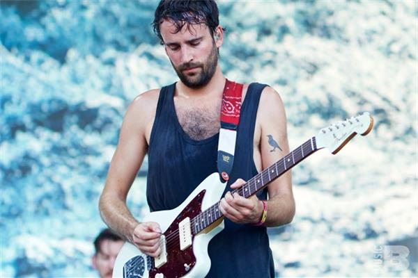foals Yannis Philippakis Panorama Music Festival