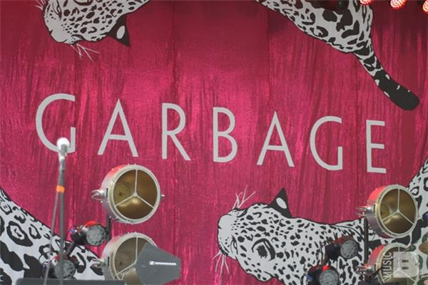 Garbage Central Park Summerstage