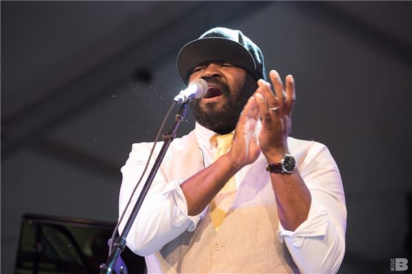 Gregory Porter Austin City Limits