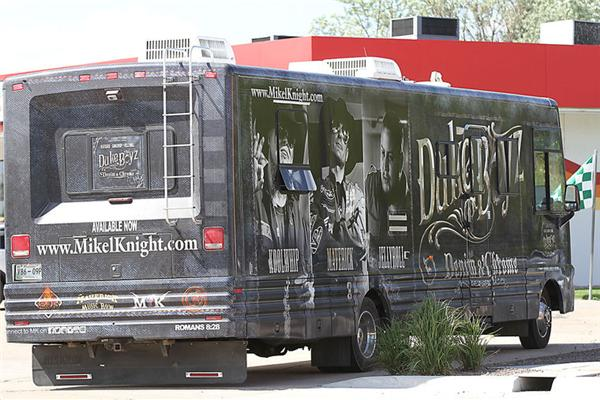 Mikel Knight Tour Bus Trafficking
