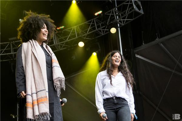 IBEYI Outside Lands