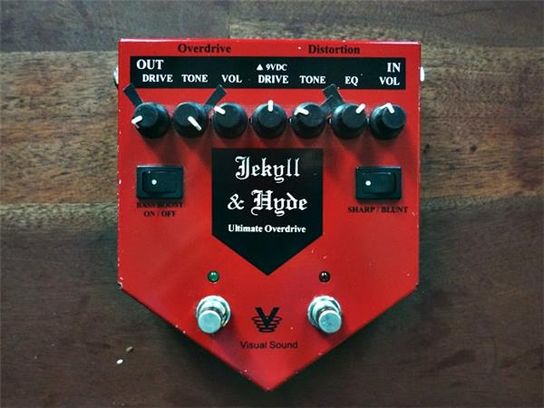 jekyll and hyde guitar pedal gear talk tuesday