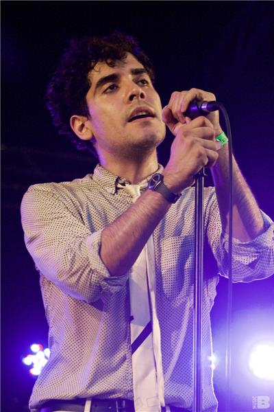 Neon Indian alan palomo