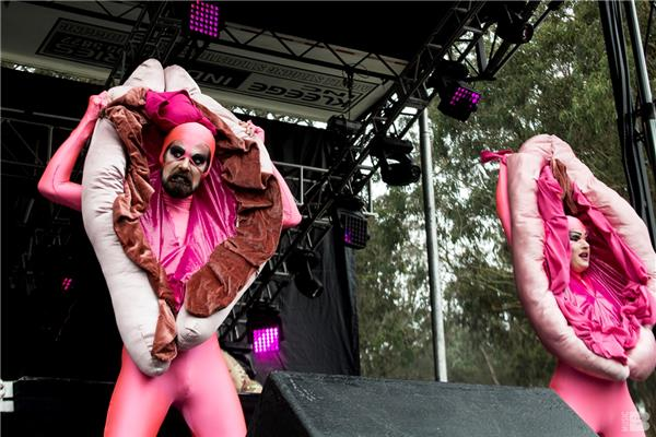peaches Outside Lands