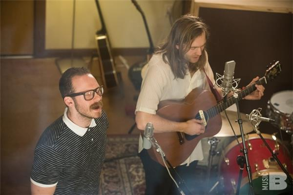 penny and sparrow baeble music session austin tx
