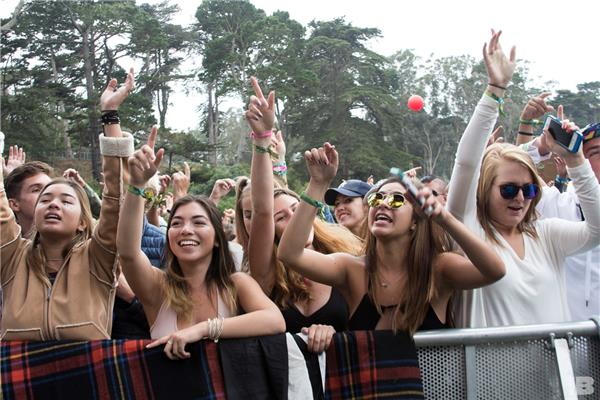 outside lands portraits