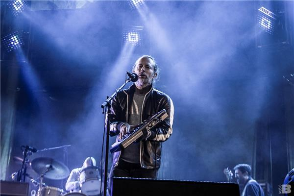 Radiohead Thom Yorke Outside Lands
