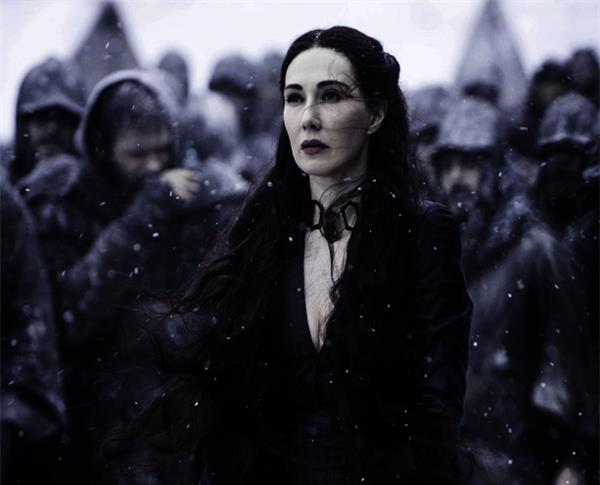 The Red woman game of thrones