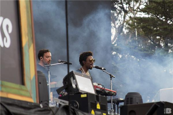 The Knocks Outside Lands