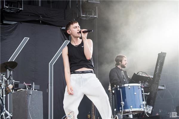 Years and Years Olly Murs Outside Lands