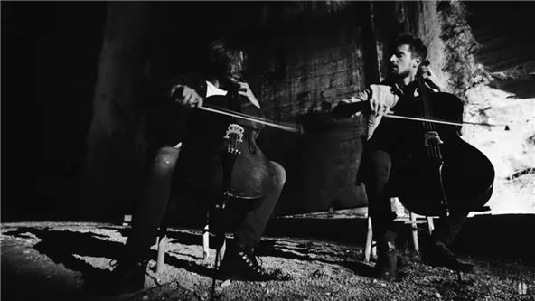 Music Video - 2CELLOS - Storm