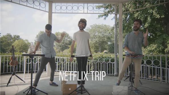 Music Video - AJR - I'm Not Famous