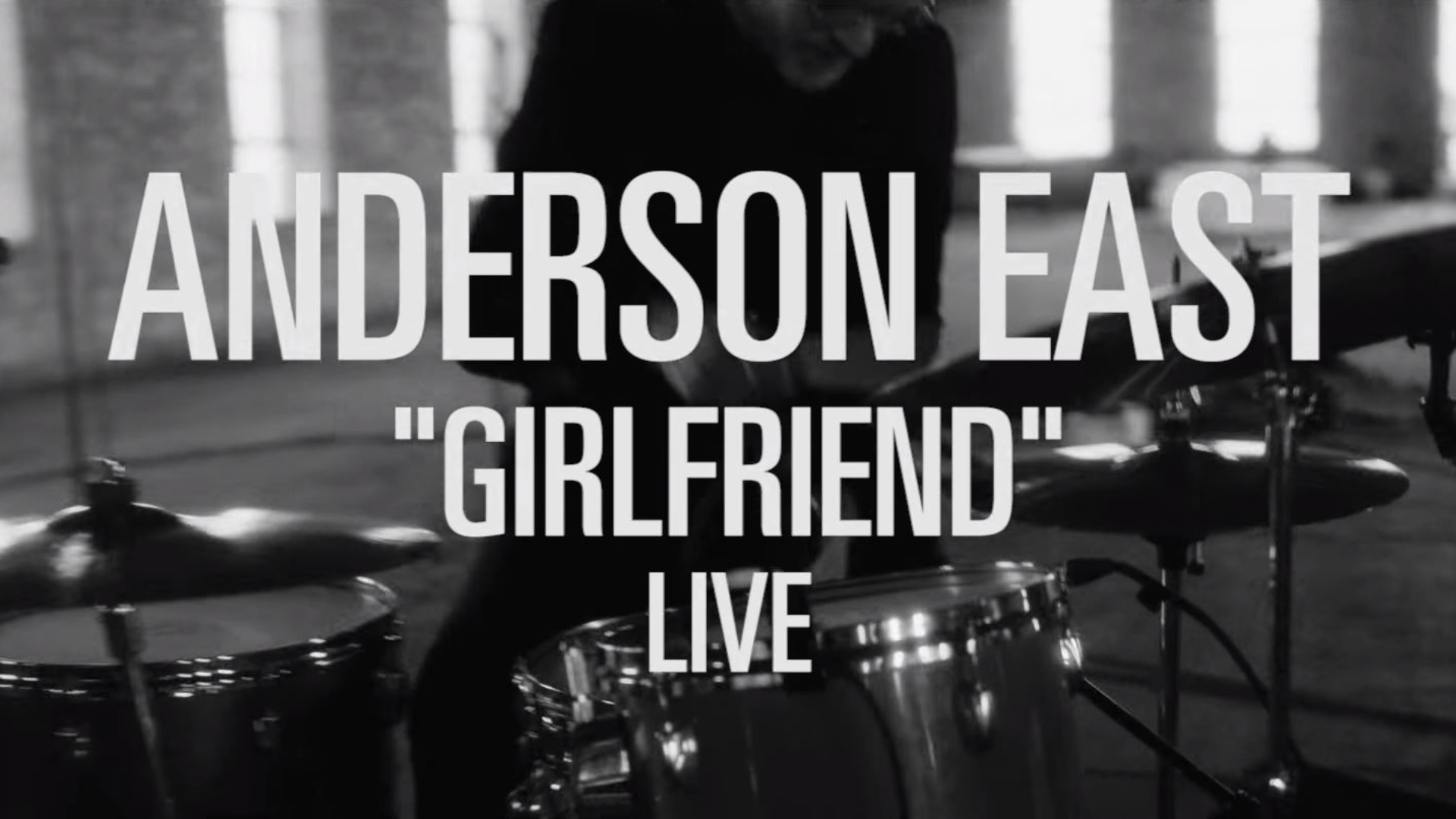 Anderson East - Girlfriend Live