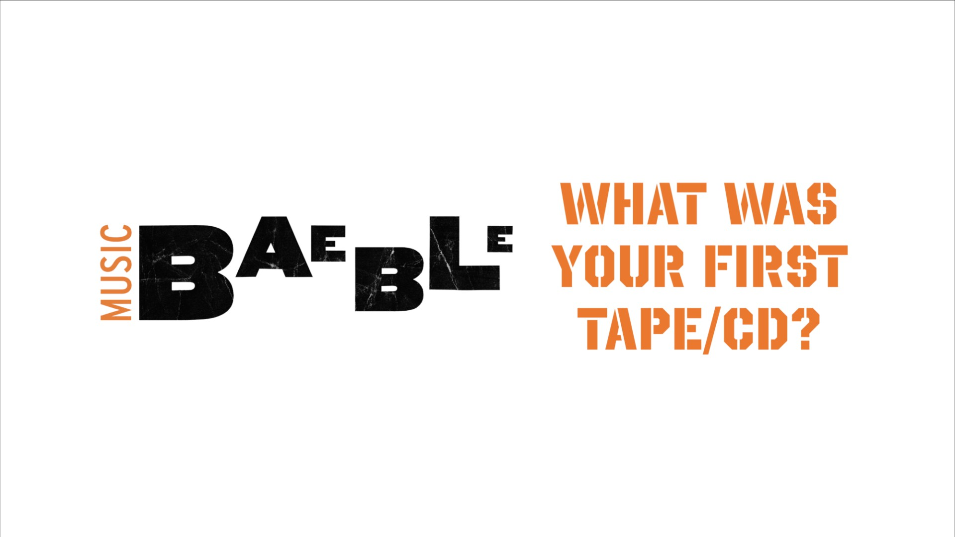 Baeble Bands Reveal Their First CD