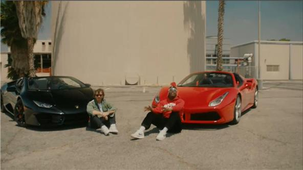 Music Video , Benny Benassi , Lonely Nights ft Lil Yachty
