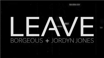 Leave ft Jordyn James