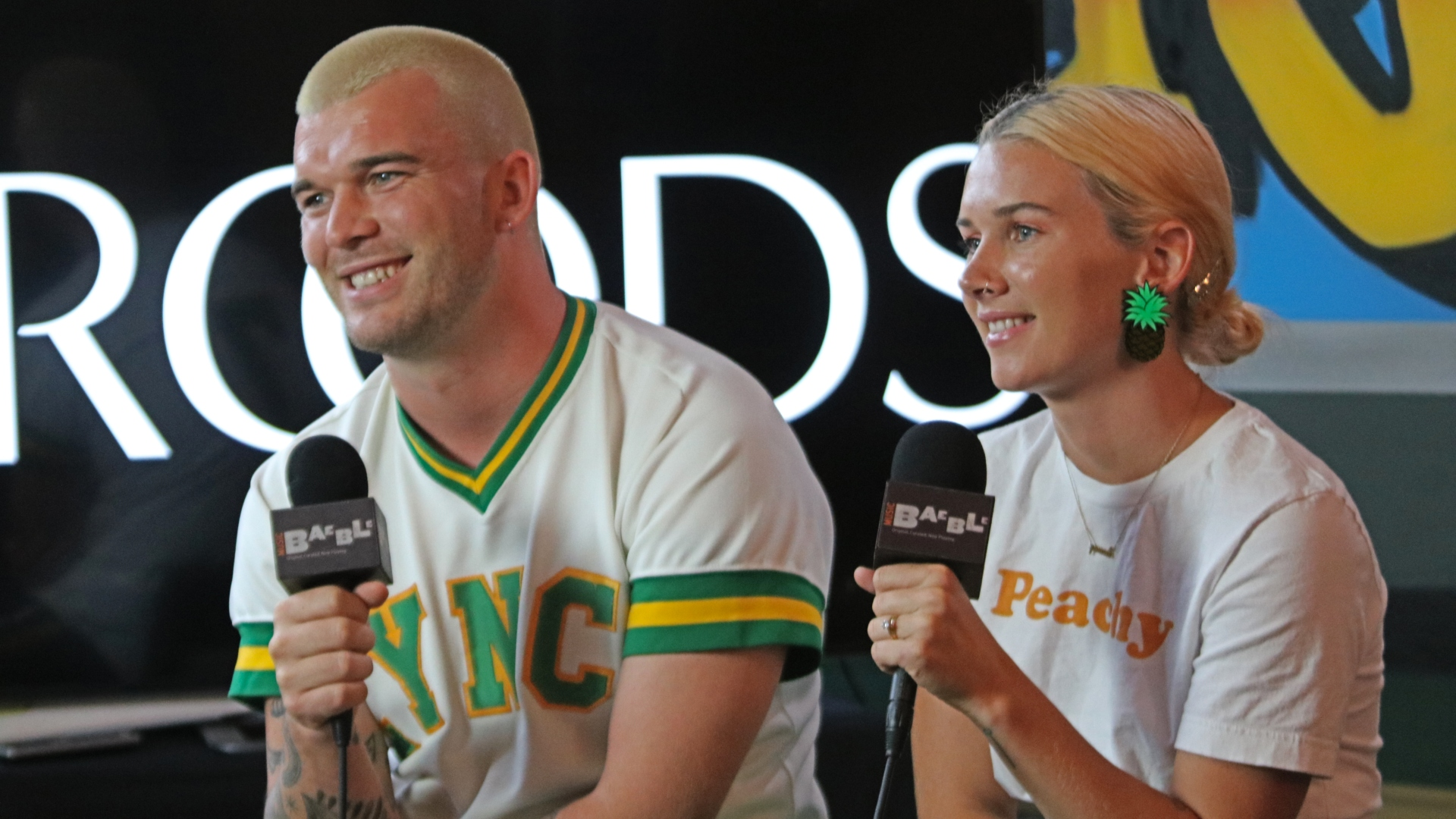 BROODS Exclusive Interview