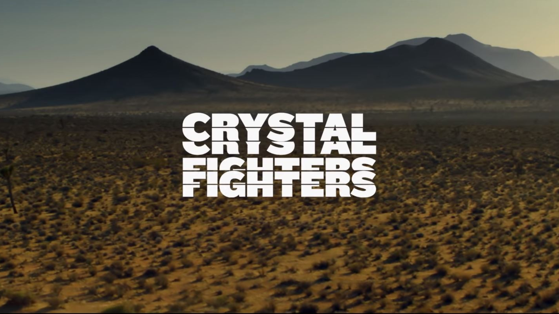 Crystal Fighters - Boomin In Your Jeep