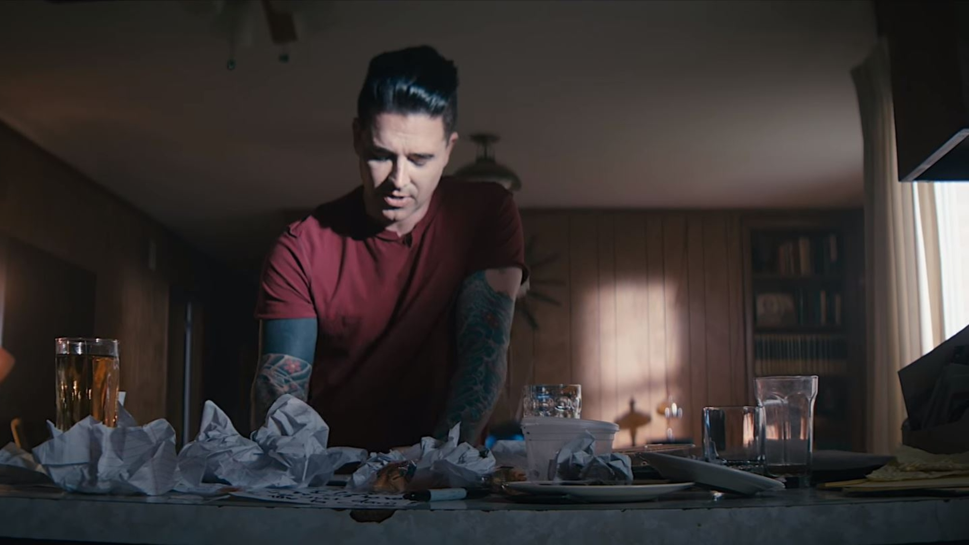 Dashboard Confessional - Just What To Say ft Chrissy Costanza
