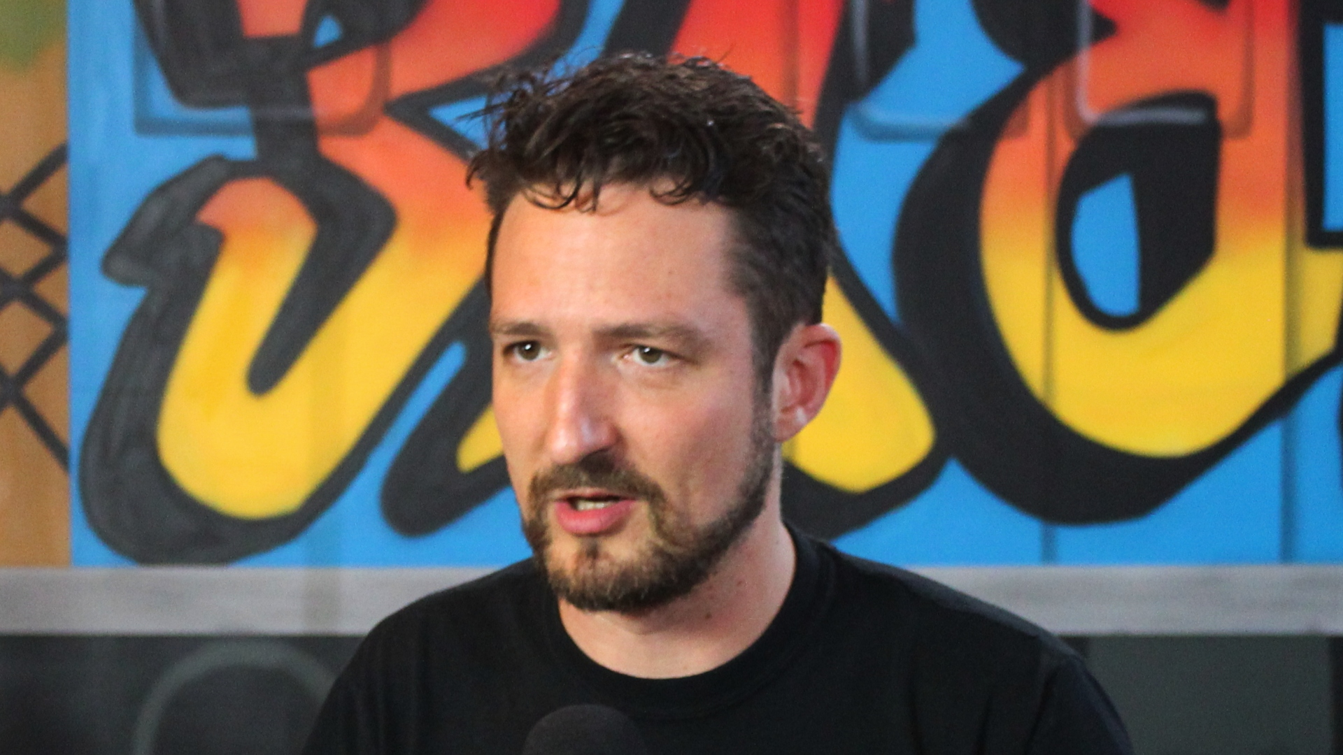A Conversation with Frank Turner
