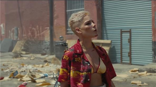 Music Video Halsey Sorry